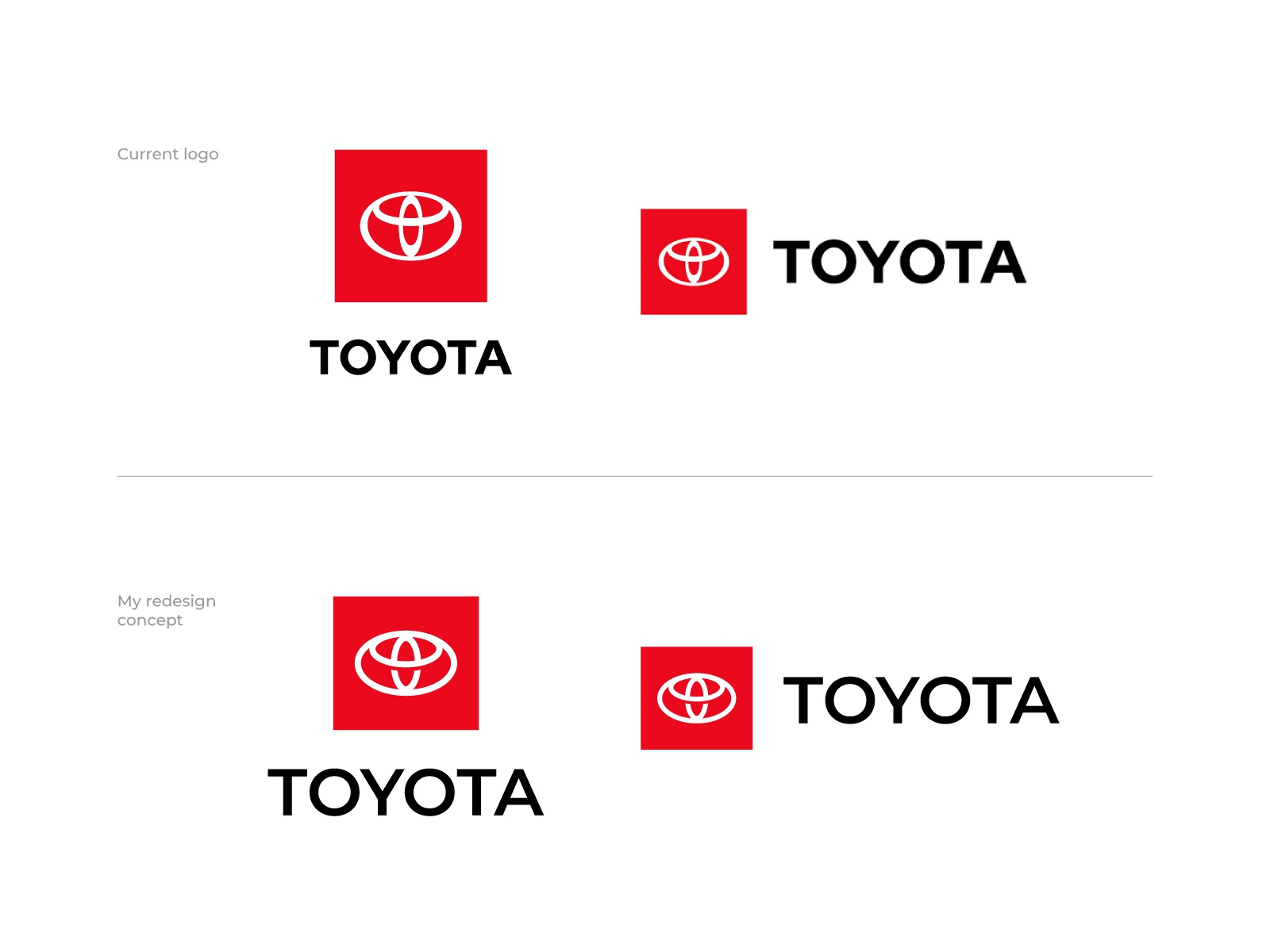 Toyota- Famous logos with hidden meanings