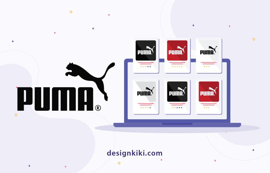 animal logos- puma