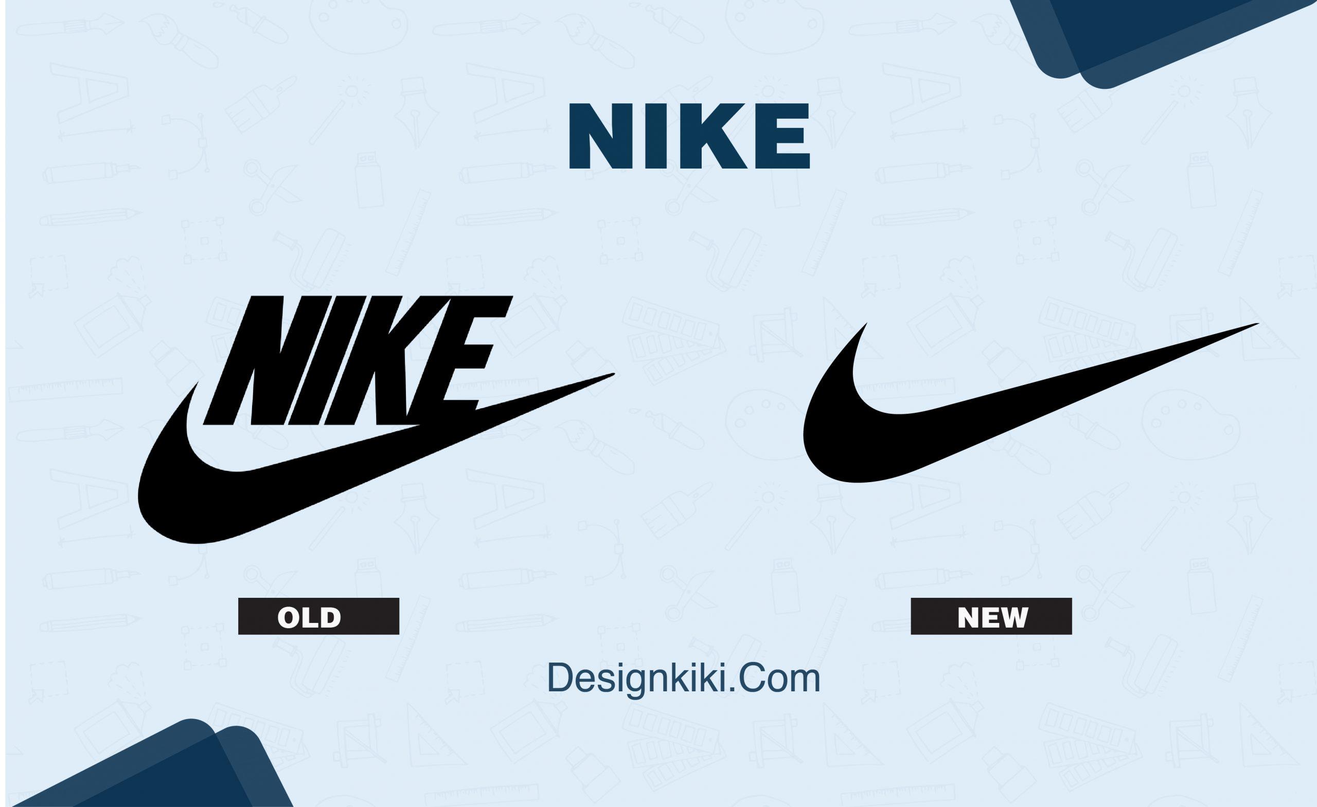 best logo redesigns- Nike