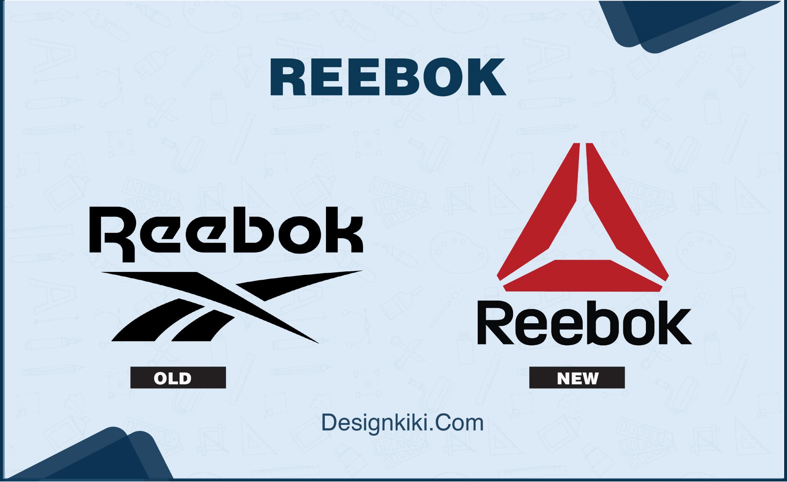 worst logo redesigns- Reebok