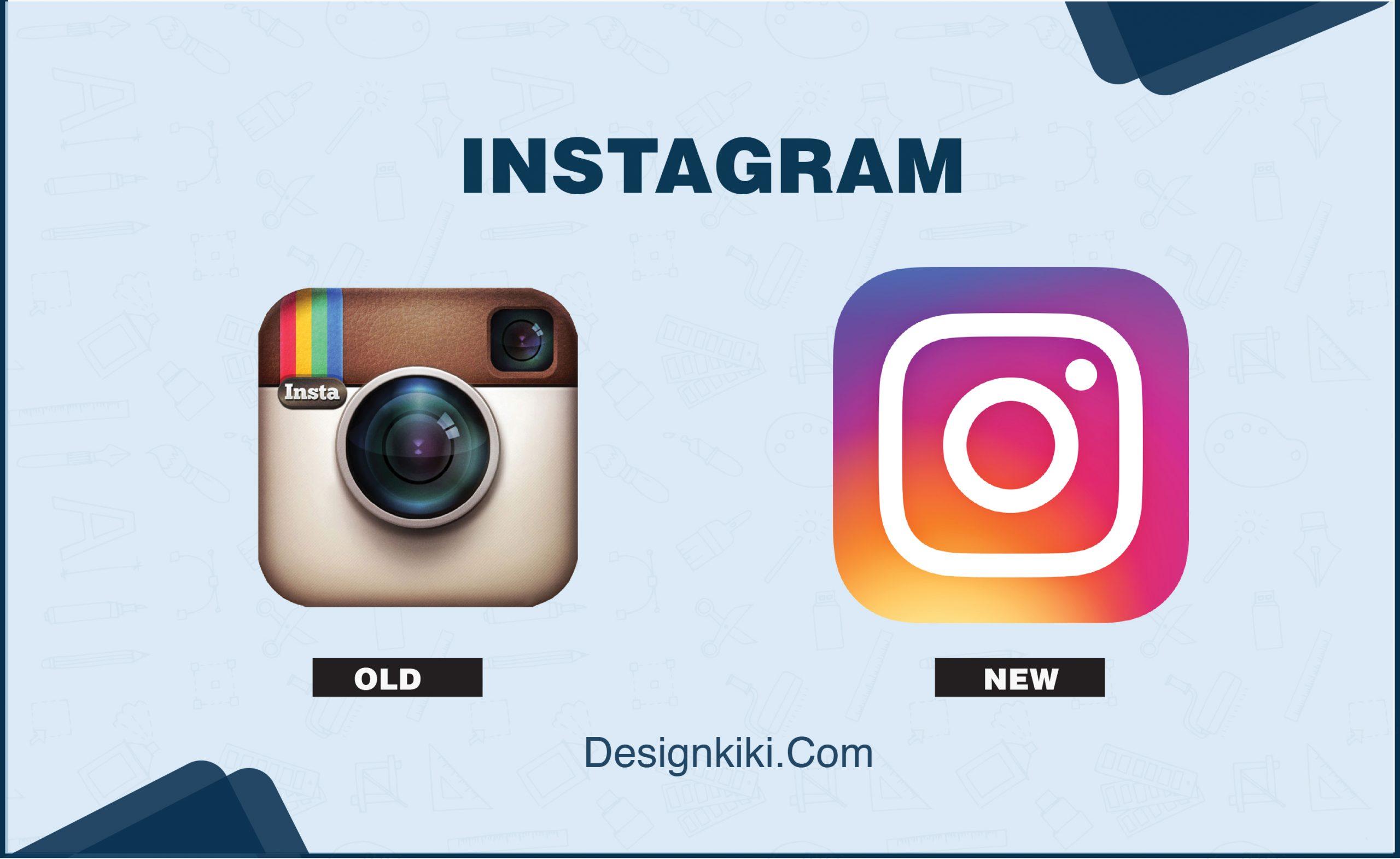 Worst logo redesigns- Instagram