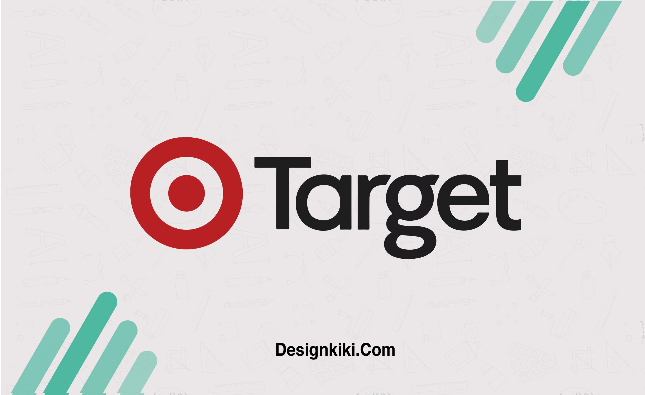 minimalistic logos- Target
