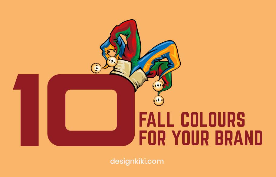 10 fall colors