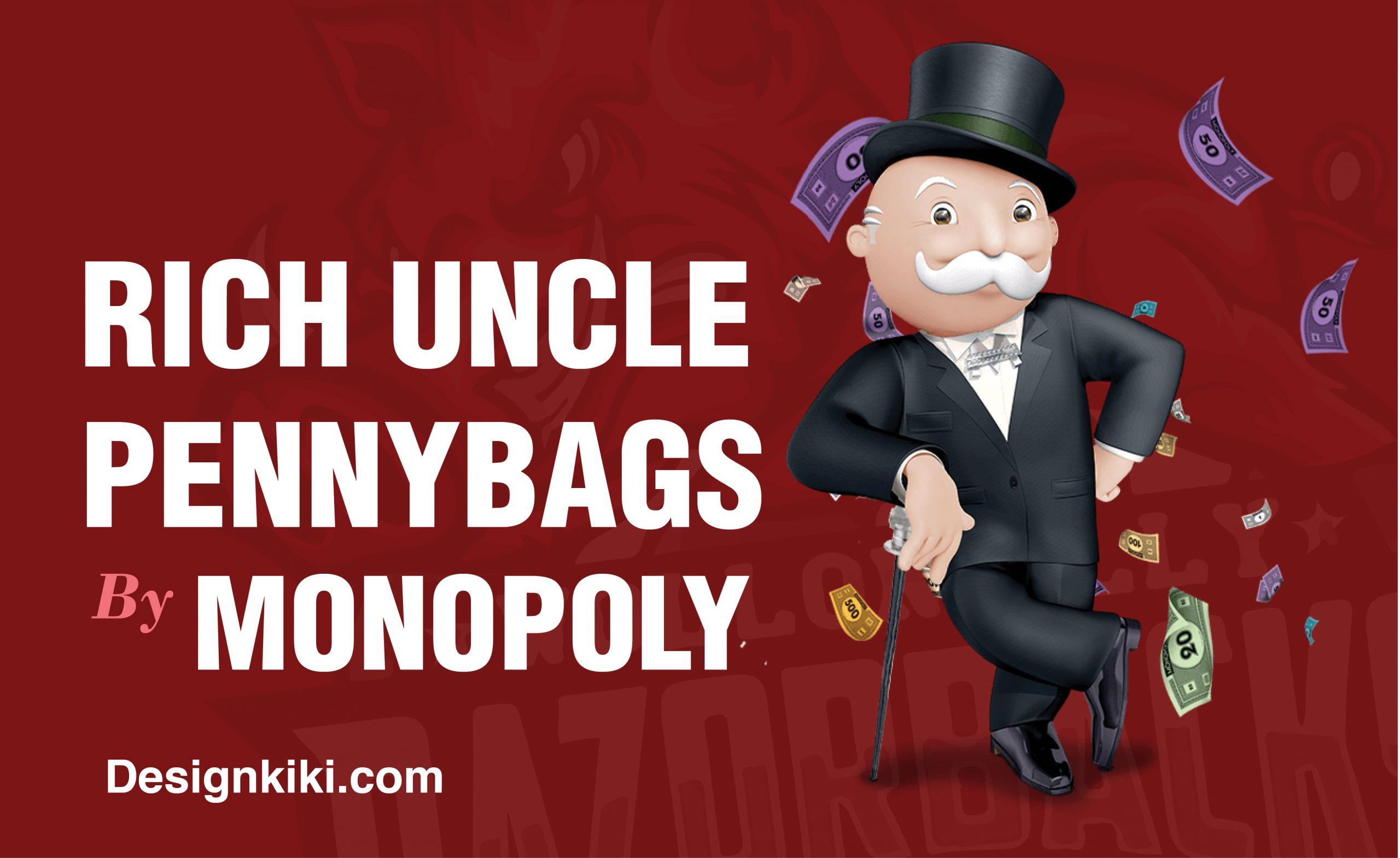 monopoly mascot logos