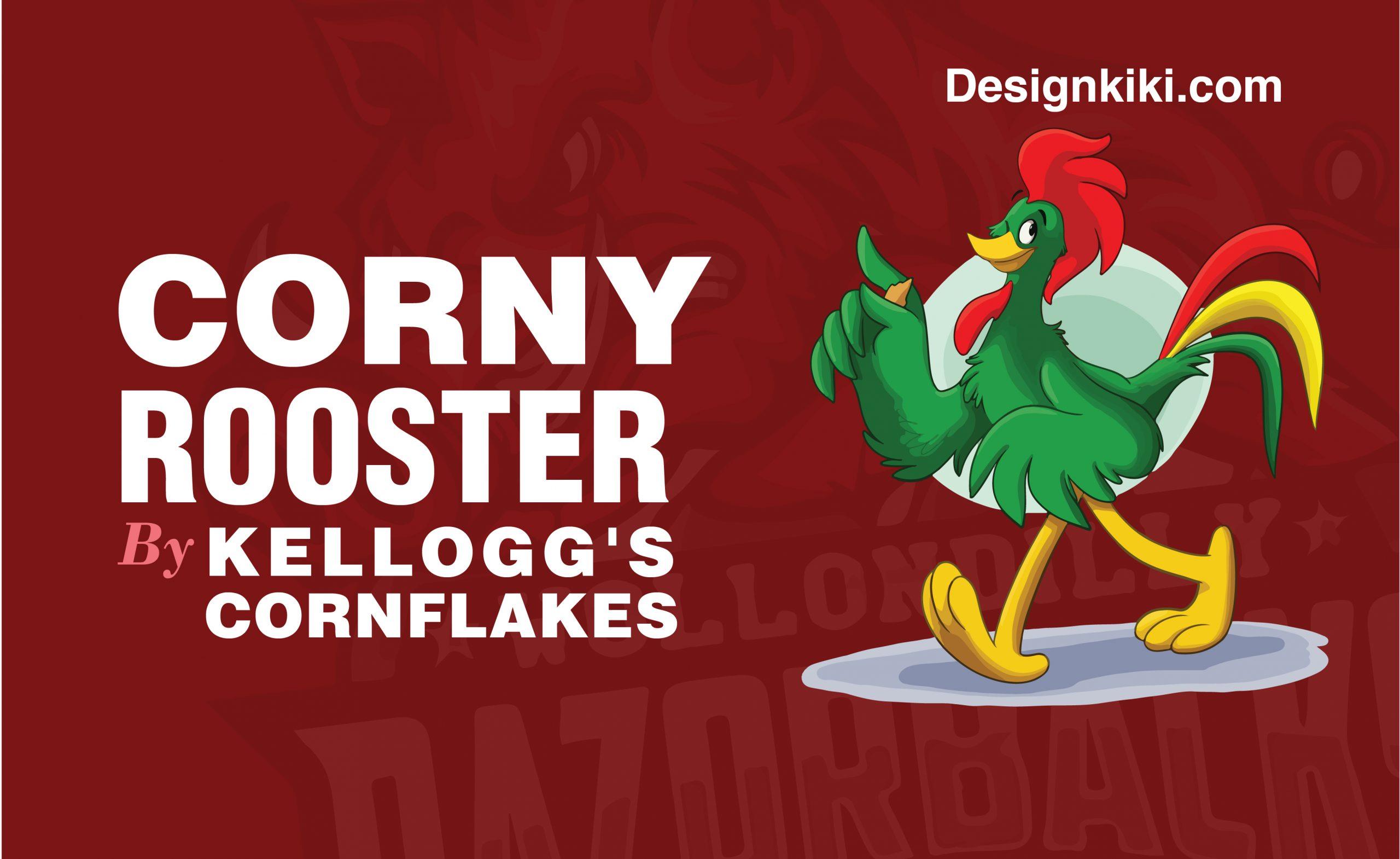 Kellogg's mascot logos