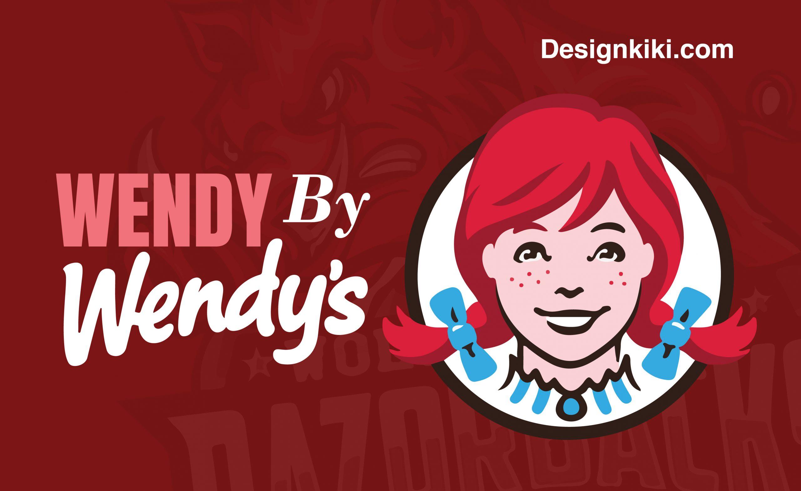 Mascot logos- wendys
