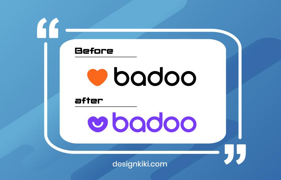 Best logo redesign 2020- Badoo