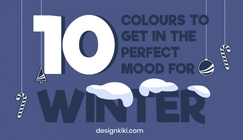10 winter color palettes