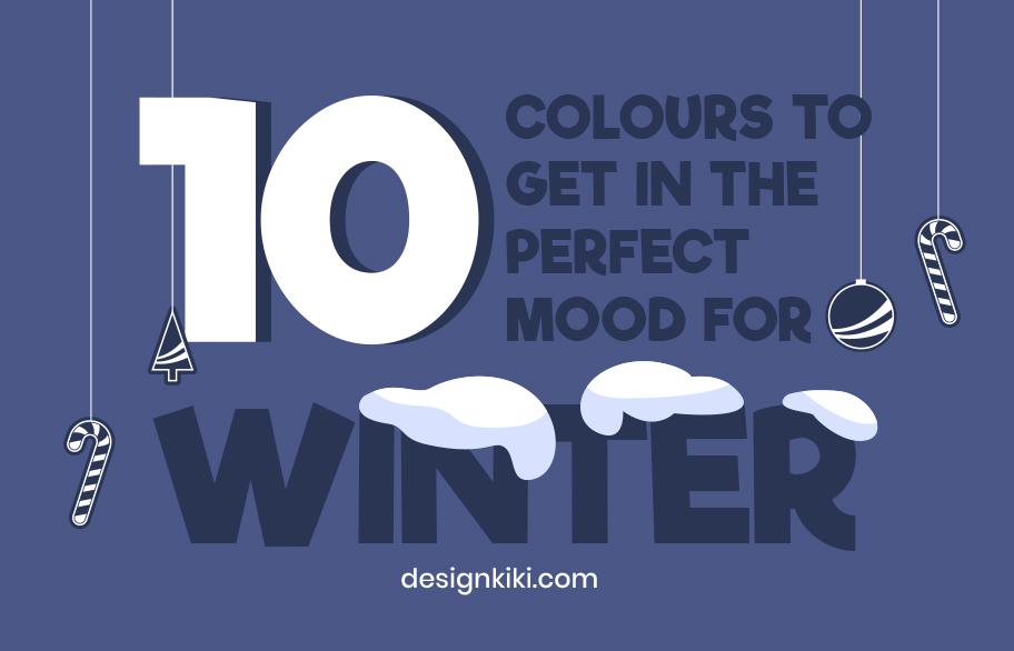10 winter color palettes