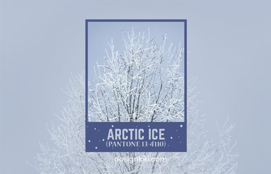 pantone winter colors