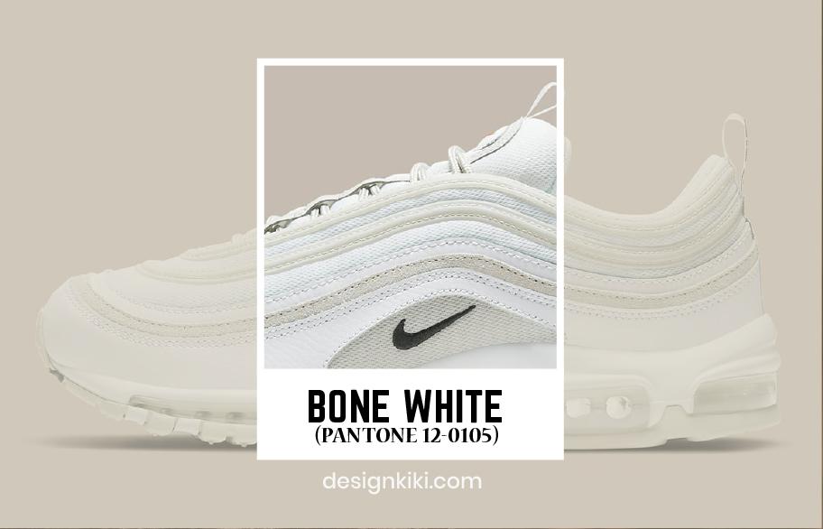 Pantone bone white