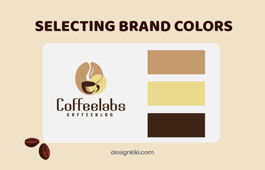 brand colors for coffee shops