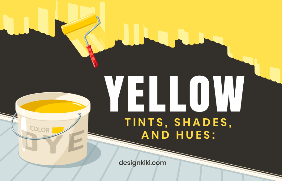 the best shades of yellow