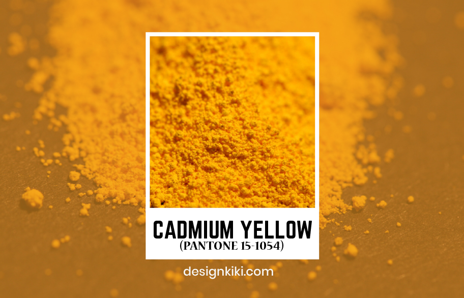 best shades of yellow color