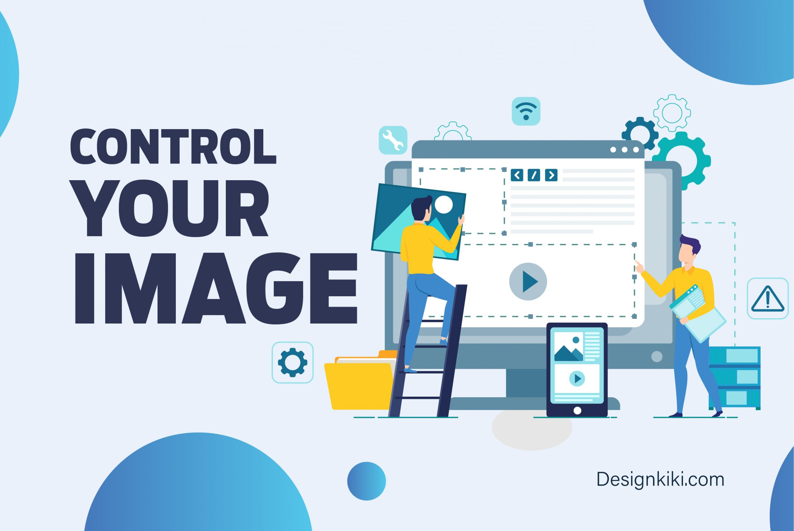 Control your image
