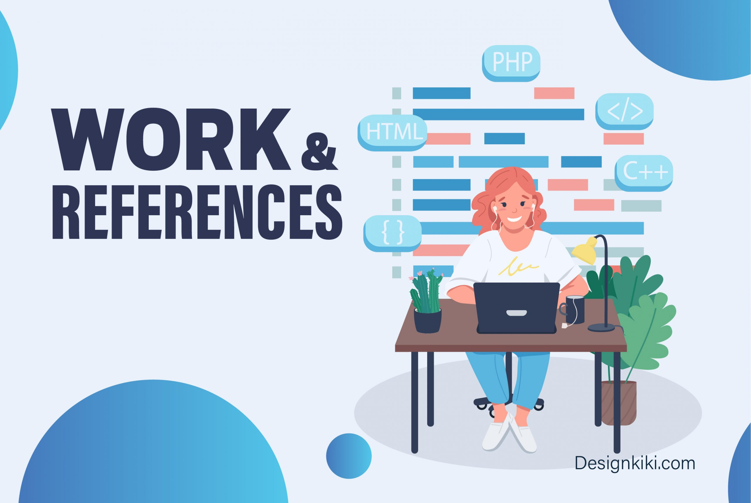 work and references